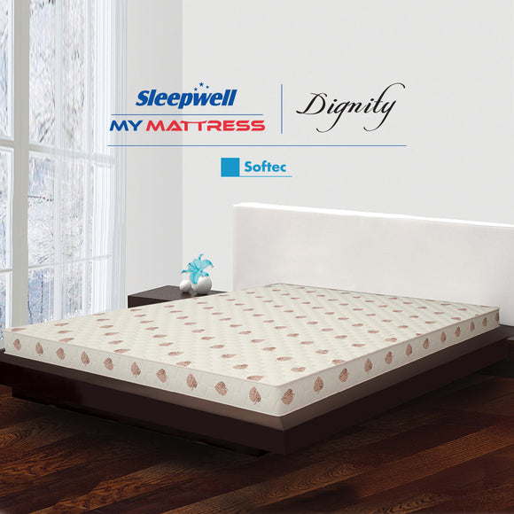 Sleepwell Dignity Soft Tec Mattress