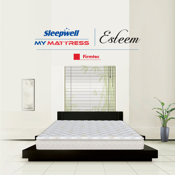 Sleepwell Esteem Firm Tec Mattress