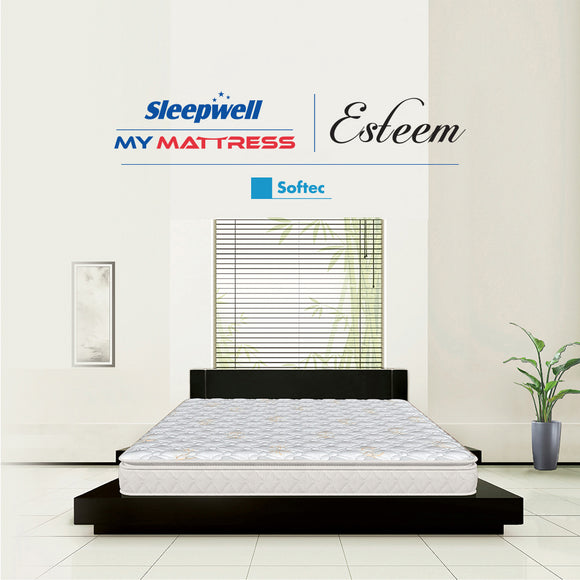 Sleepwell Esteem Soft Tec Mattress