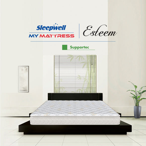 Sleepwell Esteem Support Tec Mattress