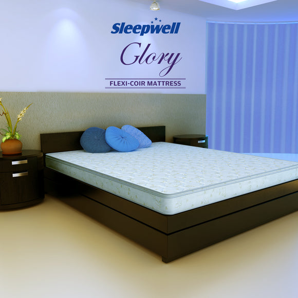 Sleepwell Glory Flexy Coir Mattress