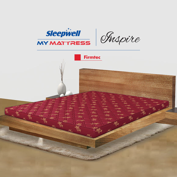 Sleepwell Inspire Firm Tec Mattress
