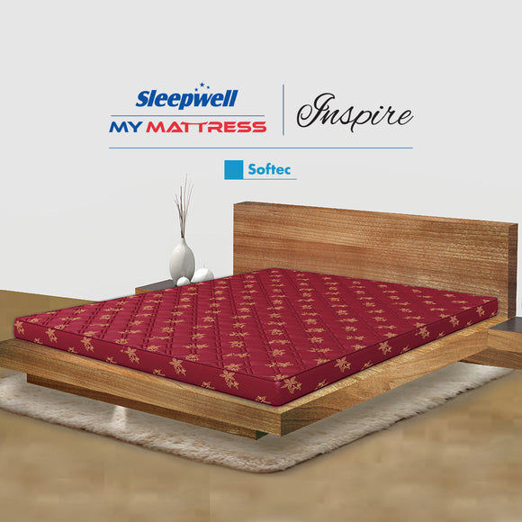 Sleepwell Inspire Soft Tec Mattress