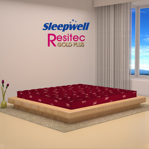 Sleepwell Restic Gold Plus Mattress