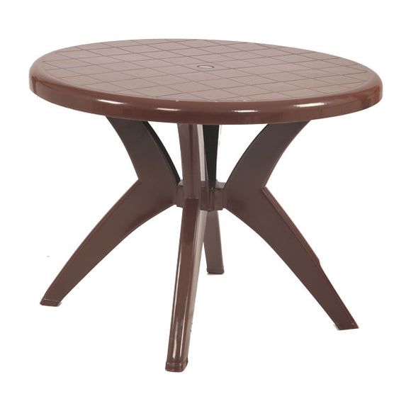 marina round dining table