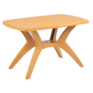 supreme melody amber gold dinning table