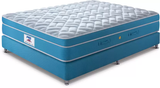 Peps Restonic Fontaine Euro Top Pocketed Spring Mattress