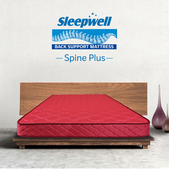 Sleepwell Spine Plus Bonnell Spring Mattress