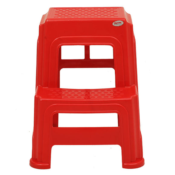 Supreme Stepper Red Color Stools