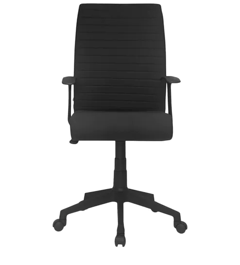chairs featured with adjustable height via gas lift and tilt mechanism with lock control