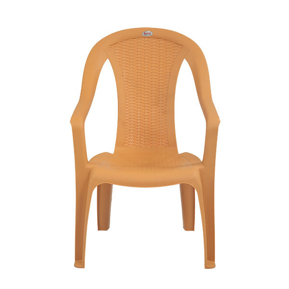WOODSTOCK amber gold CHAIR
