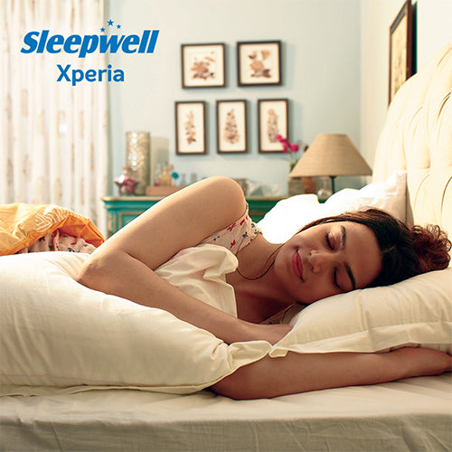 Sleepwell Xperia Low Rise Pillow