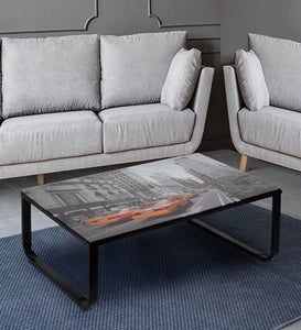 Nilkamal York Metallic Coffee Table