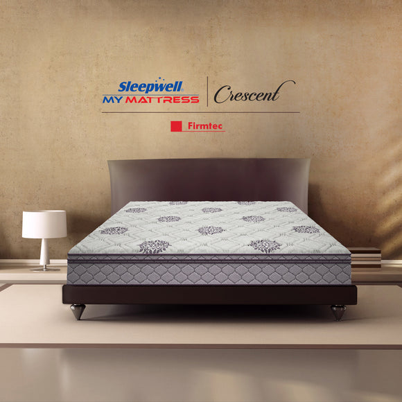 Sleepwell Crescent Firm Tec Mattress
