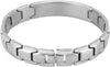 Elegant Surgical Grade Steel Medical Alert ID Bracelet - Men's / Blood Thinner - Smarter LifeStyle Shop