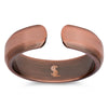 Elegant Pure Copper Magnetic Therapy Ring - 2-Pack (Size 10) - Smarter LifeStyle Shop