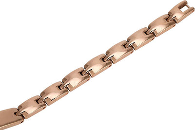 "(""Love You Mom"" - Rose Gold) Elegant Mom & Mother Themed Surgical Grade Steel Women's Bracelet - Smarter LifeStyle Shop"