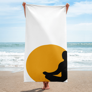 """The Meditator"" Towel"