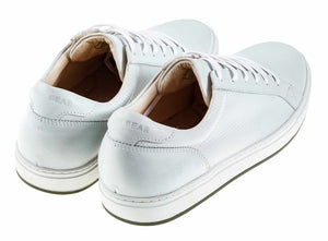Classic - White - Green Bear Shoes
