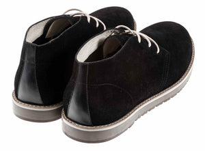 Manhattan - Black - Green Bear Shoes