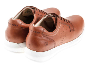 Woode - Light Brown - Green Bear Shoes