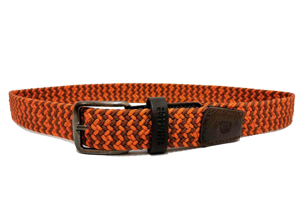 Belt Casual - Two Brown - Green Bear Colombia