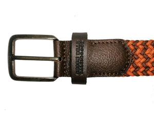 Belt Casual - Two Brown - Green Bear Shoes