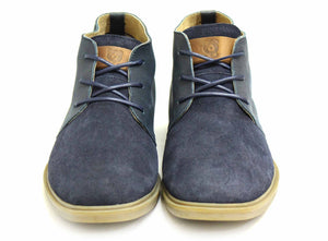 Zapatos Camerun para hombre Green Bear Azul - Green Bear Shoes