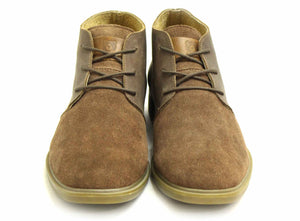 Camerun - Sand - Green Bear Shoes