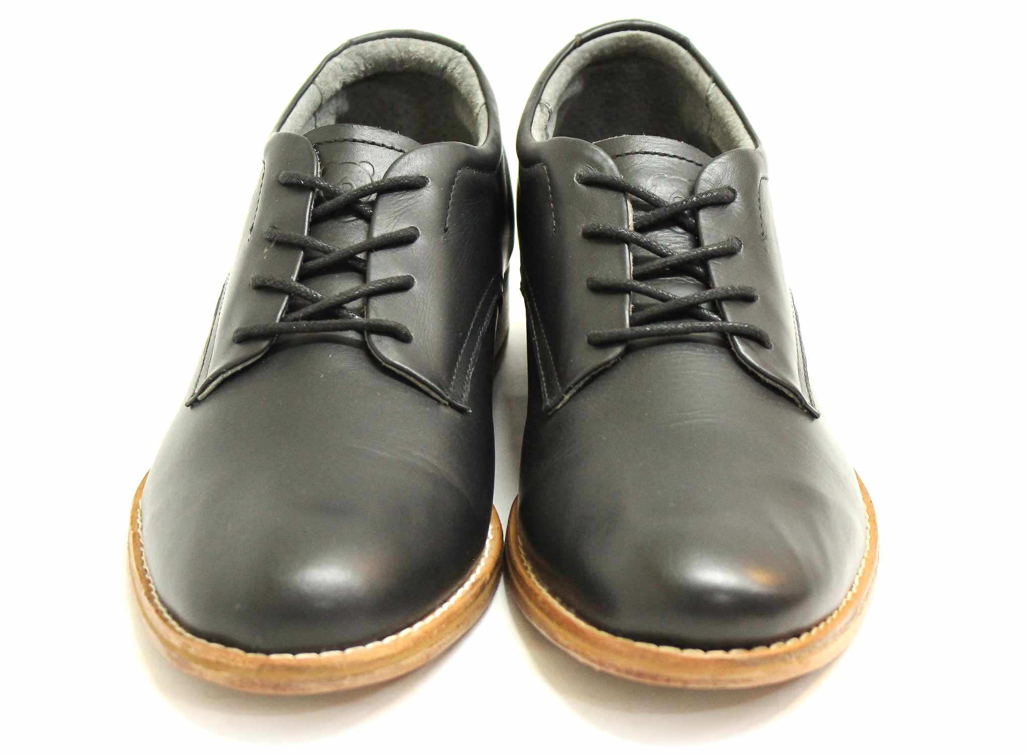 New Classic - Black / Brown - Green Bear Shoes
