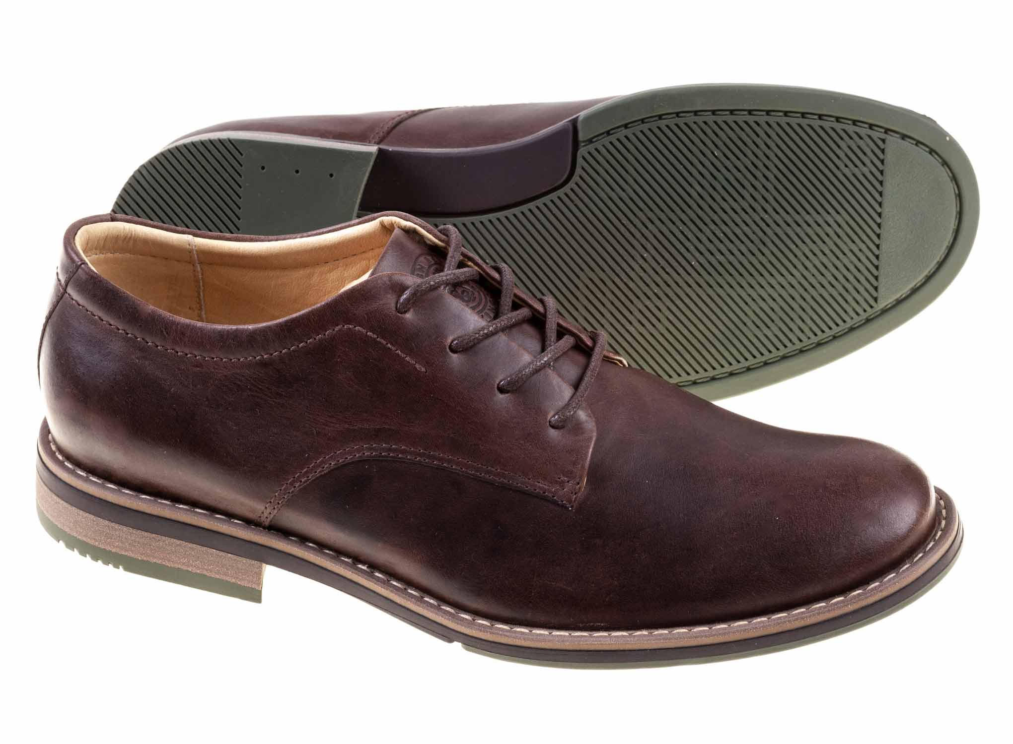 New Classic - Brown - Green Bear Shoes