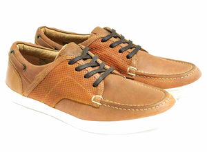 Oporto - Light Brown - Green Bear Shoes