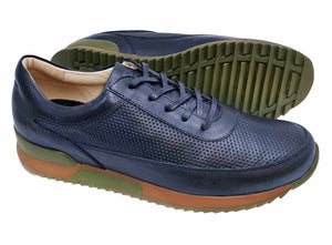Zapato Runner para hombre Green Bear Azul - Green Bear Shoes