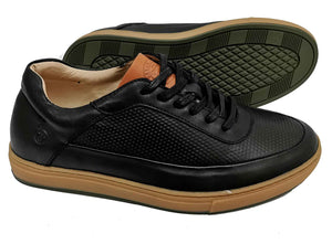 Sport - Black / Crepe - Green Bear Shoes