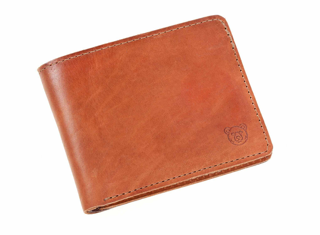Wallet Formal - Light Brown - Green Bear Colombia