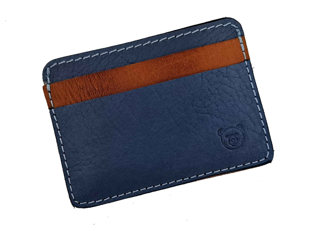 Wallet Casual - Blue - Green Bear Colombia