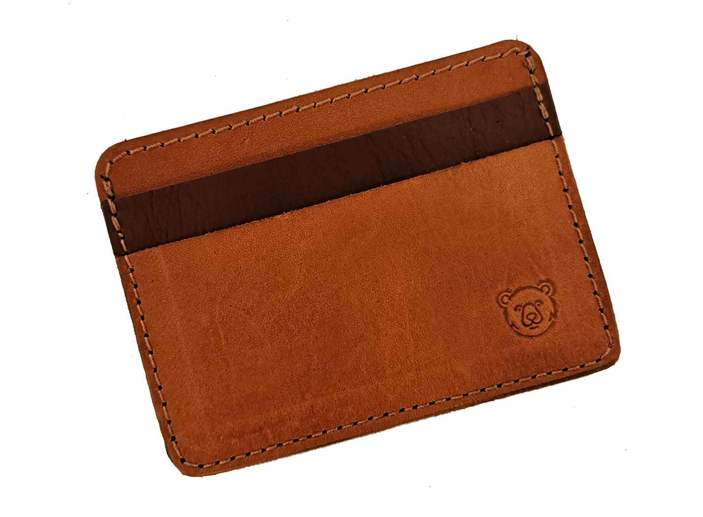 Wallet Casual - Light Brown - Green Bear Colombia