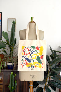 Tote Bag x Agoston Palinko
