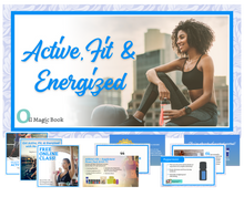 Load image into Gallery viewer, Active, Fit, & Energized Class Deck