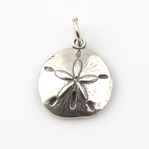Sand Dollar Dangle Charm - Full