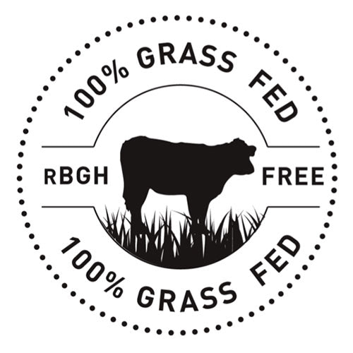 100 percent grass fed rbhg free protein powder