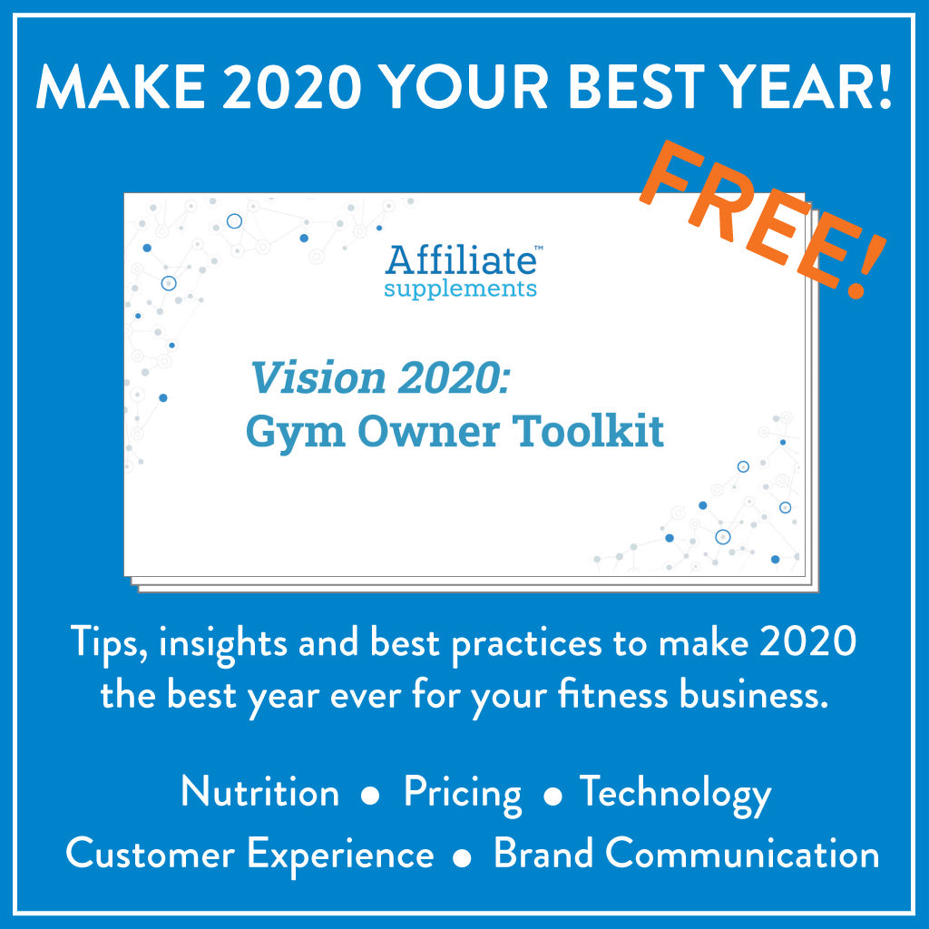 VISION 2020 - GYM OWNER TOOLKIT