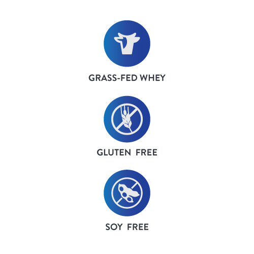 grass fed gluten free and soy free