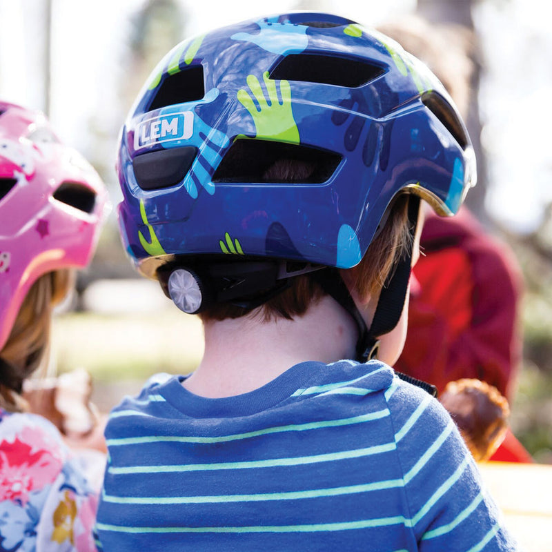 Lil Champ Toddler Bike Helmet Blue