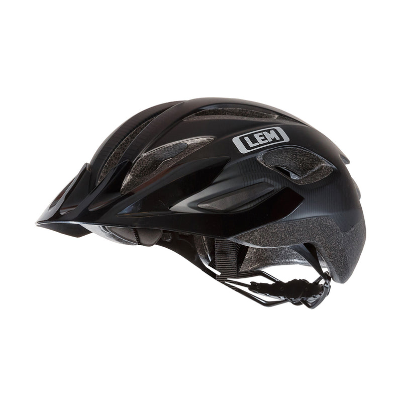 Boulevard Commuter Bike Helmet Black