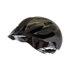 Boulevard Commuter Bike Helmet Black Gray