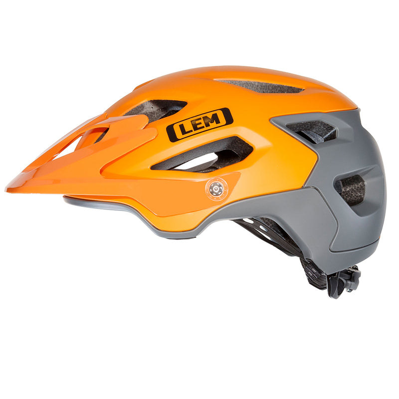 Flow Mountain Bike Helmet Orange