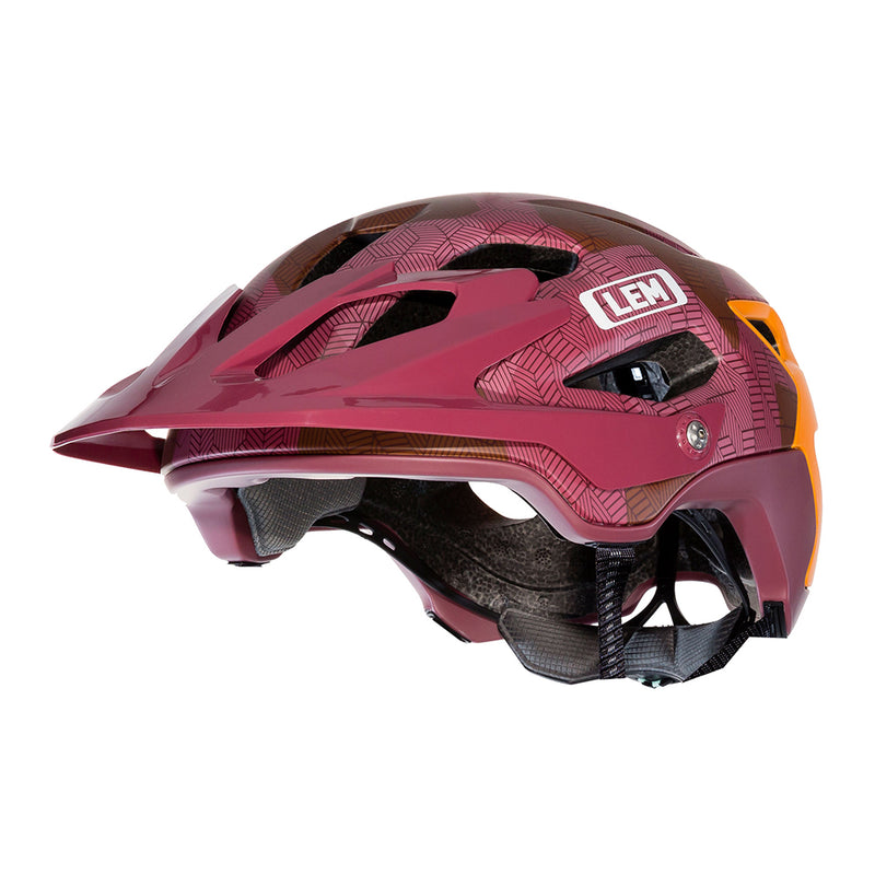 Flow Mountain Bike Helmet Pink