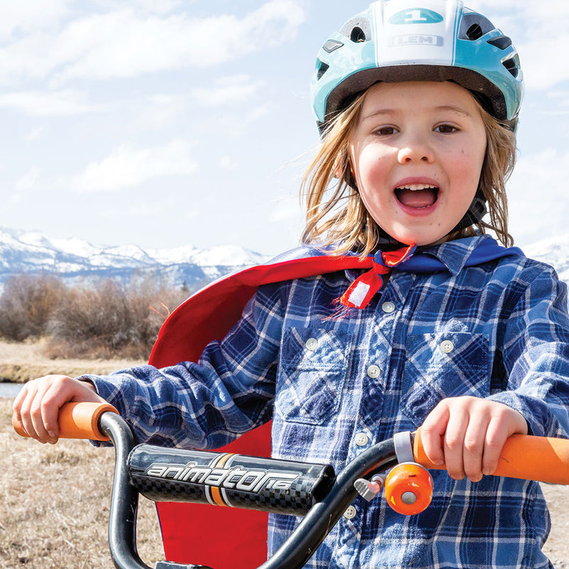 Scout Kids Riding Bike Helmet Blue