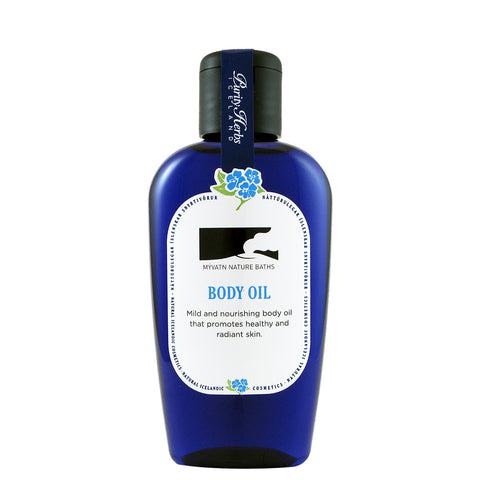 MÝVATN BODY OIL